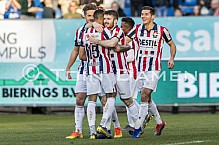 Netherlands: Willem II vs AZ