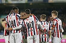 Netherlands: Willem II vs De Graafschap