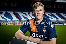 Netherlands: Emil Bergstrom to Willem II.