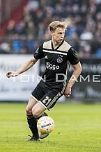 Netherlands: Willem II vs Ajax