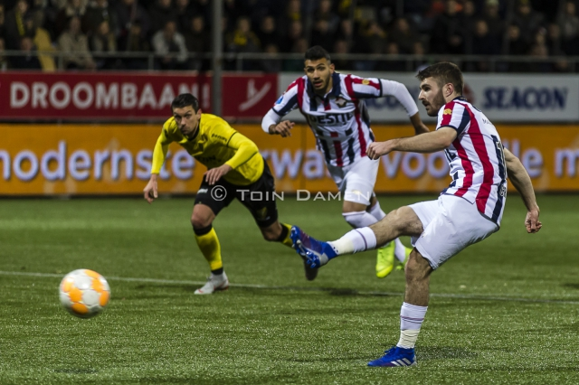 Netherlands: VVV vs Willem II