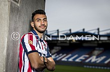 Netherlands: Vrousai and Pavlidis to Willem II