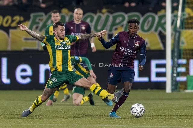 Netherlands: ADO vs Willem II