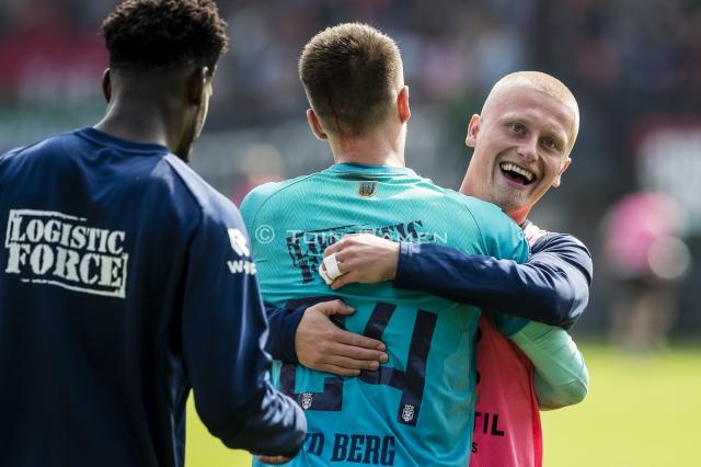 Netherlands:  NEC vs Willem II.