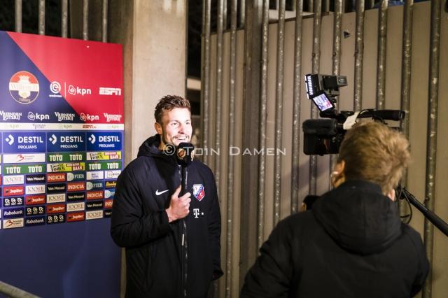 Netherlands: Willem II vs FC Utrecht.