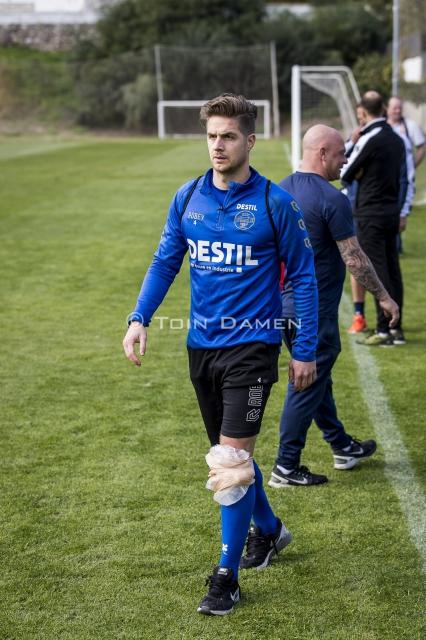 Netherlands: Willem II in Marbella 8-1-2019