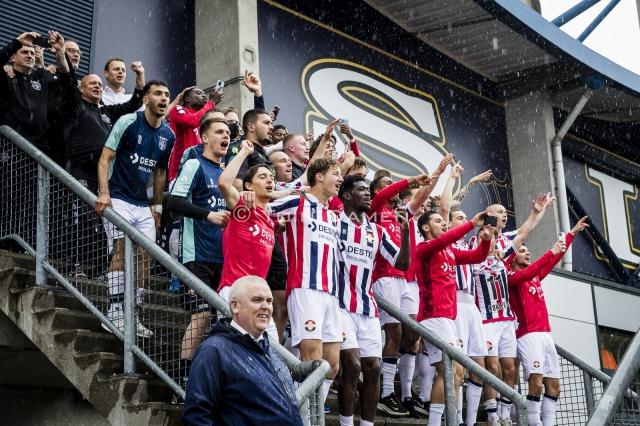 Netherlands: Willem II vs  Fortuna Sittard.