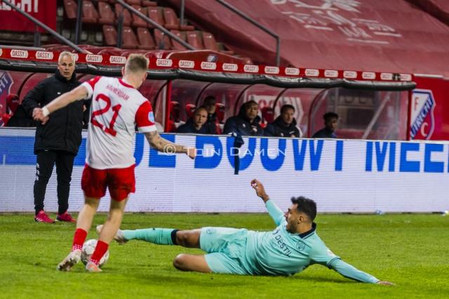 Netherlands: Utrecht vs Willem II.