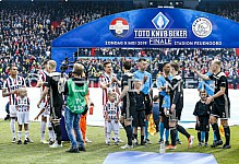 Netherlands: Willem II - Ajax (Cup Final)