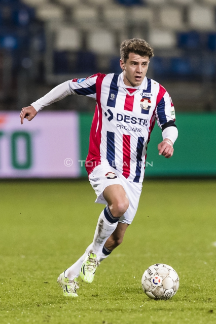 Netherlands: Willem II vs PEC Zwolle.