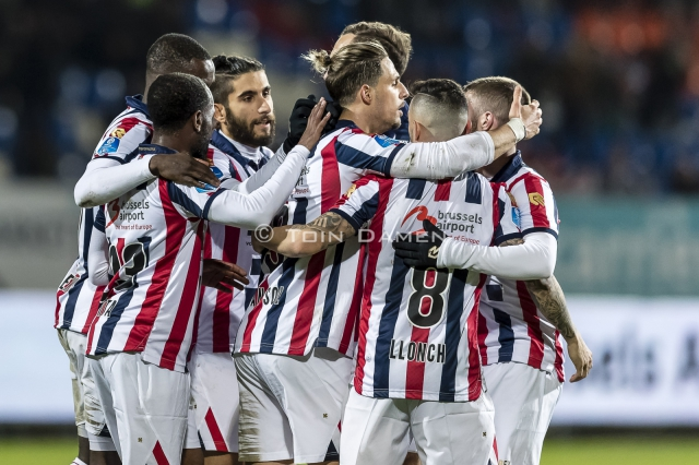 Netherlands: Willem II vs AFC